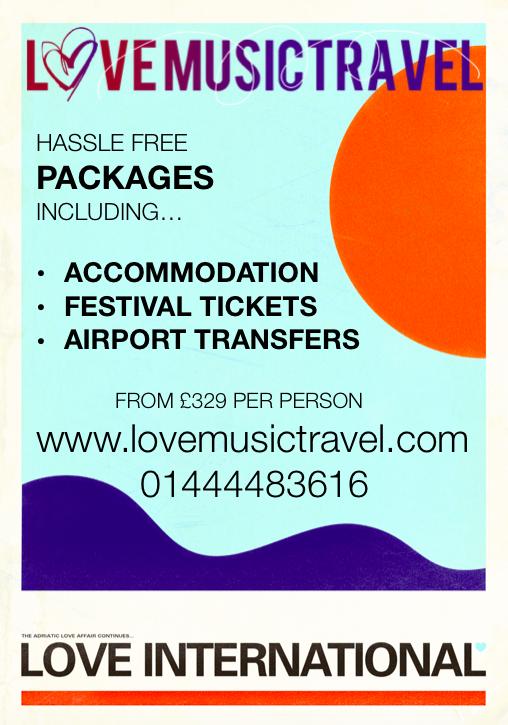 Love Music Travel